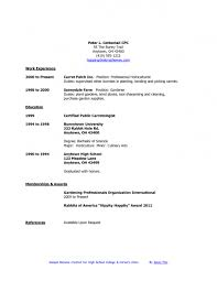 Nanny Resume Sample Templates by Free Resume Templates Nanny Samples Sample Examples With 89