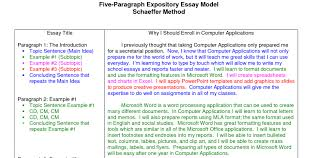 Expository Essay Sample  Academic Guide   Essay Help Service     chiropractic