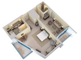 3d Floor Plans by 3d Floor Plans Hilton Barbados Resort