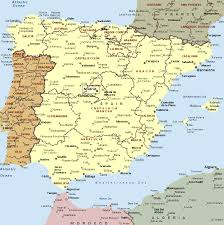 Google Maps Spain by Spain Map