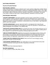 Ex Military Resume Examples by Ex Military Resume Examples Free Resume Example And Writing Download