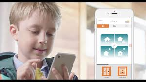 somfy electric curtains and blinds with connexoon uk youtube