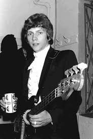 Today is John Lodge (Bassist,
