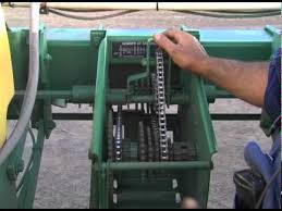 John Deere 7100 Planter by Precision Planter With Peter Russo Youtube