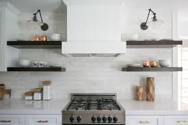 What To Do With The Space Above Your Kitchen Cabinets The Benefits Of Open Shelving In The Kitchen Hgtv U0027s Decorating