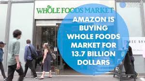 what is the average percent off of amazon items during black friday grocery game changer amazon whole foods deal will change how you