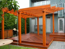 Enclosing A Pergola by Stain Deck Pergola Best Deck Stain Reviews Ratings