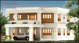 Big House Plans by 2800 Square Feet Big House Elevation Architecture Kerala