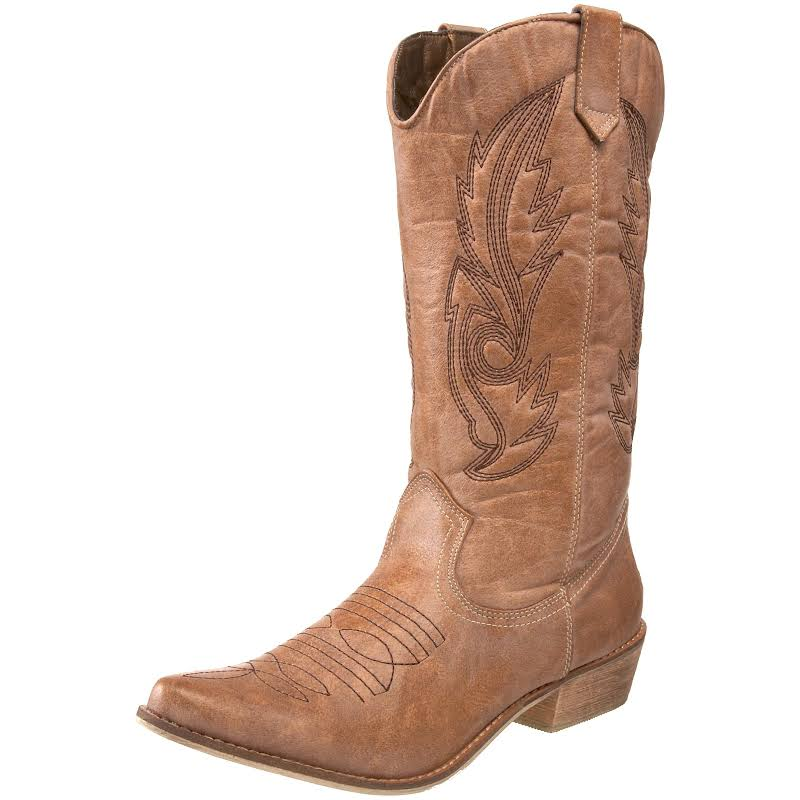 Coconuts By Matisse Gaucho Boot,Tan,9