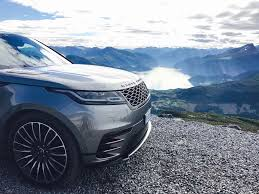 the 2018 range rover velar review a little less is way more the