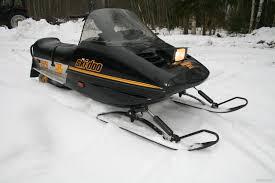 ski doo safari electro 377 350 cm 1984 pieksämäki snow mobile