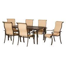 Martha Stewart 7 Piece Patio Dining Set - shop patio furniture sets at lowes com
