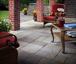 How To Seal A Paver Patio by Outdoor Slate Tile Patio Flooring Options Expert Tips Install