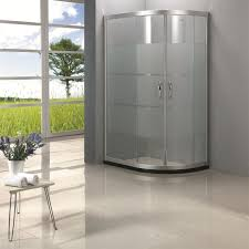 best frosted glass shower doors modern design frosted glass