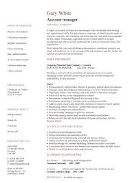 Resume English Example Uk     BORH