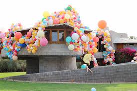 David Wright House David Wright House Balloon Art Installation U2014 With Love U0026 Style