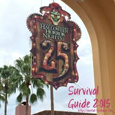 halloween horror nights 2015 orlando halloween horror nights 2015 review and survival guide