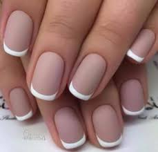 barely there french nails nails pinterest french nails
