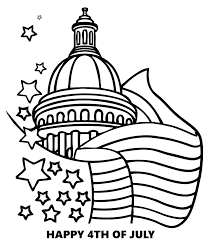 patriotic coloring pages american hat coloringstar