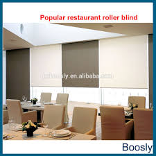 hotel blackout aluminum sliding window roller blind buy sliding