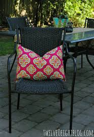 How To Clean Outdoor Patio Furniture by How To Paint Patio Furniture The Easy Way Twelveoeight