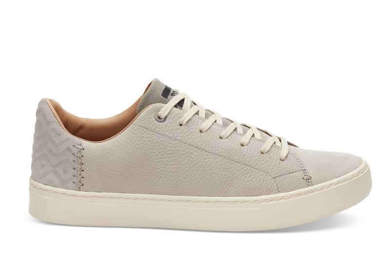 TOMS Lenox Sneakers Grey- Mens