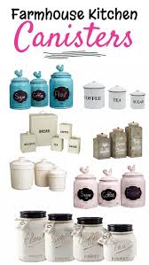 best 20 canister sets ideas on pinterest glass canisters crate