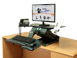 the correct height for an antique stand up desk thediapercake