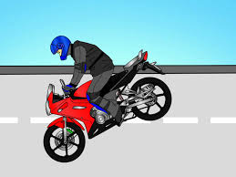 how to ride motocross bike how to do a stoppie on a motorcycle 3 steps with pictures