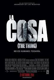ver la cosa (the thing)