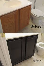 Restaining Kitchen Cabinets Best 25 Staining Wood Cabinets Ideas On Pinterest Wood Stain