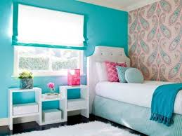 Incredible Inspiring Small Bedroom Ideas For Girl With Turquoise - Turquoise paint for bedroom