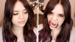 Halloween Vampire Look The Vampire Diaries Elena Gilbert U2022 Makeup Tutorial Spooktober