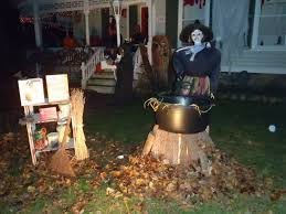 yard halloween decorations ideas magment outdoor clipgoo spooky