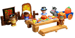 thanksgiving and indians amazon com fisher price little people thanksgiving celebration