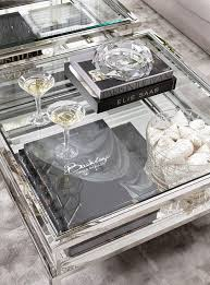 Best  Mirrored Coffee Tables Ideas On Pinterest Home Living - Living room coffee table sets