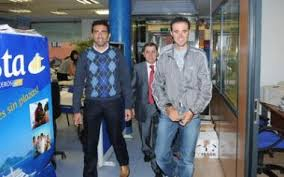 Samuel Sánchez y Javier Pascual enseñan en el Antonio Valbuena ... - 435805_1