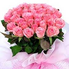 Send Roses Bouquet to bhubaneswar  Online Best and low cost         bhubaneswar gift shop    Pink Roses