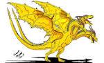 Image - Neo Daikaiju KING GHIDORAH by Dino master.jpg | Wikizilla ...