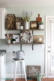 Idea For Home Decoration Do It Yourself 25 Best Farmhouse Kitchen Decor Ideas On Pinterest Mason Jar