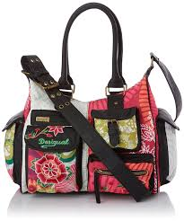 Desigual Home Decor by Desigual Womens Bols London Floreada 3001 U Messenger Bag