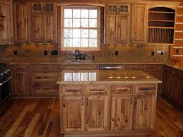 Hickory Kitchen Cabinet Doors Holiday Kitchens Winchester Square Door Style Style Rustic Room