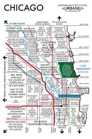 Chicago Suburbs Map 38 Best Urbane Maps Images On Pinterest Cartography