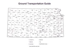 Blank State Map Of Usa by Kdot Kansas Official State Maps