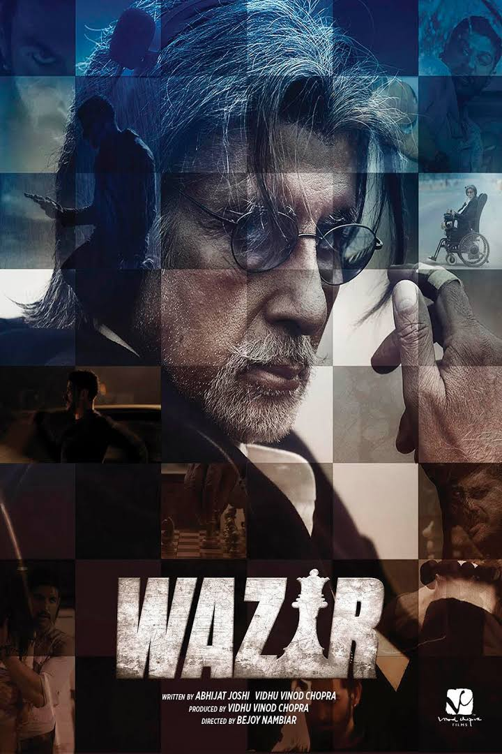 Wazir (2016) Hindi – 1080p BluRay – 6CH – 1.85GB – ShAaNiG – 1.85 GB