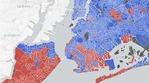 Liverpool Ny Map Did Your Nyc Neighborhood Vote For Donald Trump Or Hillary Clinton