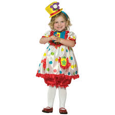toddler clown costumes toddler clown halloween costume