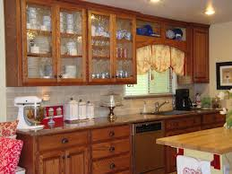 glass kitchen cabinet shelves stainless steel cabinet doors glass