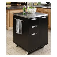 stainless steel kitchen cart defaultname stainless steel top
