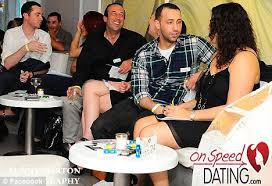 Dating service On Speed Dating hosts a variety of events  some